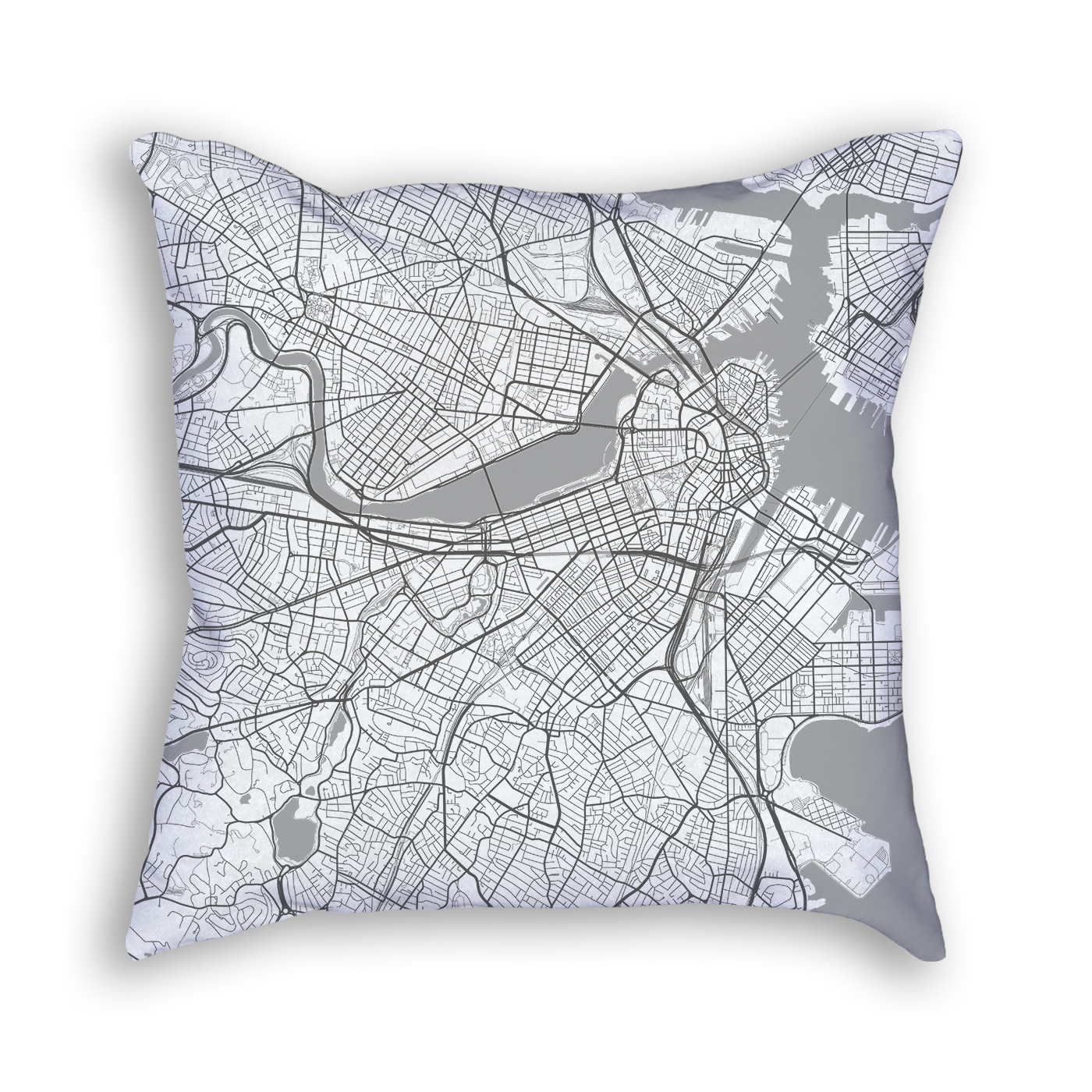 products boston barn o pottery embroidered pillow crewel